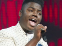 X Factor finalist Paije Richardson claims that he is grateful for Simon Cowell's backing.