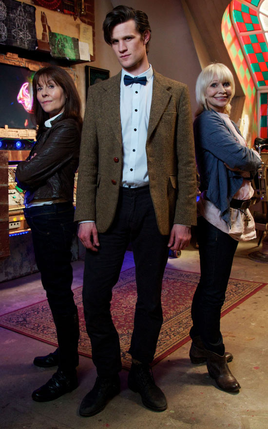 The Sarah Jane Adventures S04E05/06: Death of the Doctor