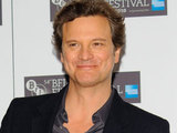 Colin Firth at The King's Speech photocall