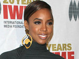 Kelly Rowland at The International Women's Media Foundation's Courage in Journalism Awards