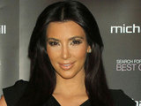 Kim Kardashian attends a press conference to promote the online 'Ultimate Engagement Ring-Search For The World's Best Couple'