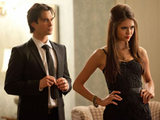 The Vampire Diaries S02E07: Damon and Elena / Katherina