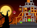 The Halloween version of Angry Birds sells one million copies in six days on iPhone and iPad