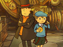 Level-5 is to release a new Professor Layton title for iOS devices.