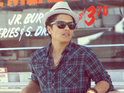 Click in to watch the music video for Bruno Mars's latest single.