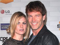 Stephen Moyer reveals that his wife Anna Paquin enjoys late-night online shopping.