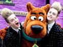 Jedward admit to calling X Factor's Katie Waissel by the wrong name backstage on the ITV1 show.