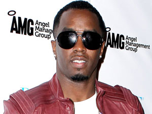 Sean Combs aka Diddy hosts a Night in Las Vegas