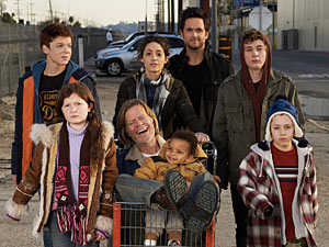 Shameless US cast