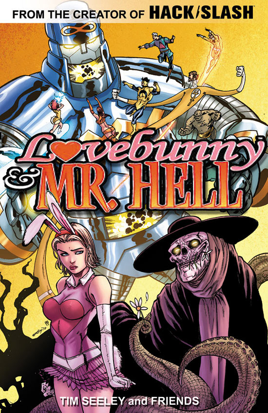 Lovebunny and Mr Hell