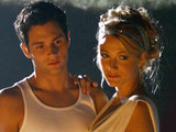 Gossip Girl's Penn Badgley and Blake Lively