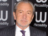 Alan Sugar signs copies of his new autobiography 'You see what you get'