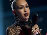 X Factor Week 4: Rebecca Ferguson