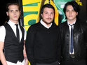 "My Chemical Romance say that they were ""a pretty damaged band"" after their last album."
