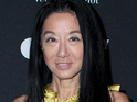 Fashion designer Vera Wang says that she wants to make a movie about herself.