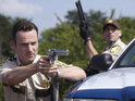 The Walking Dead creator Robert Kirkman admits that he enjoyed writing for the new TV series.