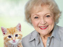"Betty White praises cats and claims they don't get ""the respect they deserve""."