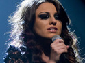 Cher Lloyd ends up in tears during her X Factor homecoming trip to Malvern.