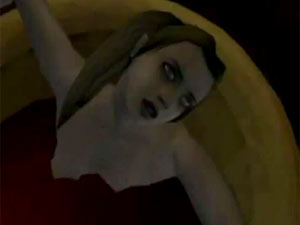 Eternal Darkness: Sanity's Requiem Bath Scene