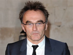 Director Danny Boyle attending the BFI London Film Festival Awards