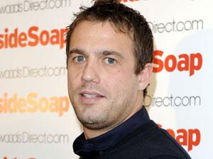 Soap Star Jamie Lomas
