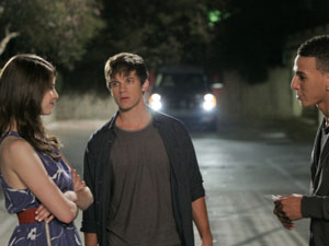 90210: S03E07 - Liam Court and Laura