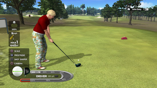 Gaming Review: John Daly's Prostroke Golf