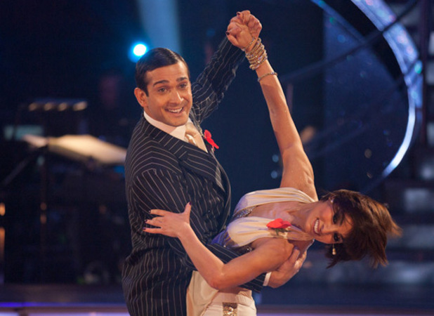Jimi Mistry and Flavia Cacace (Dance: Quickstep)