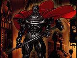 Steve Lyons' 'Steel', DC Comics