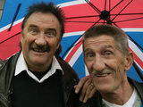 The Chuckle Brothers on Celebrity Coach Trip