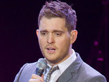 Michael Buble performing live at Pavilhao Atlantico, Lisbon, Portugal