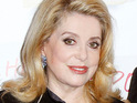 Legendary French star Catherine Deneuve expresses admiration for many of today's young actresses.