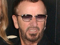 Ringo Starr makes a musical donation to a teenage brain cancer survivor.