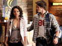 Katerina Graham says her Vampire Diaries character Bonnie is trying to protect Jeremy.