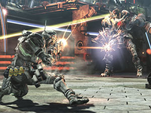 Gaming Review: Vanquish