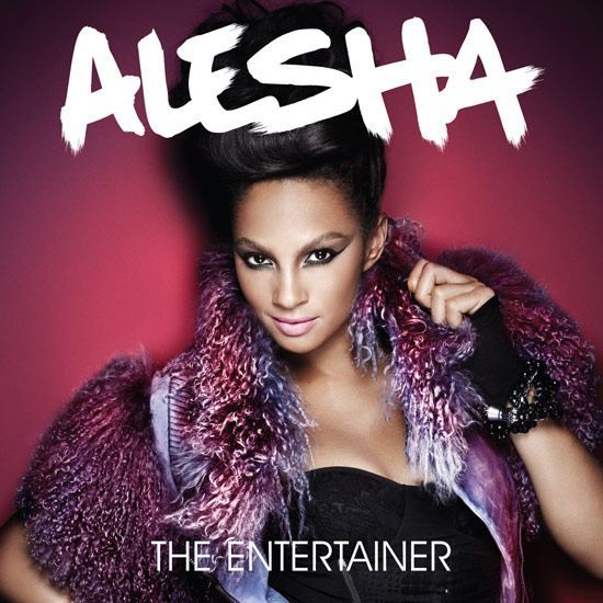 Alesha - The Entertainer (Artwork)