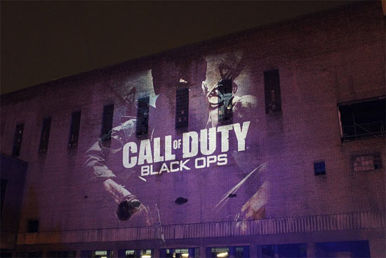 Gaming Gallery: Black Ops launch event