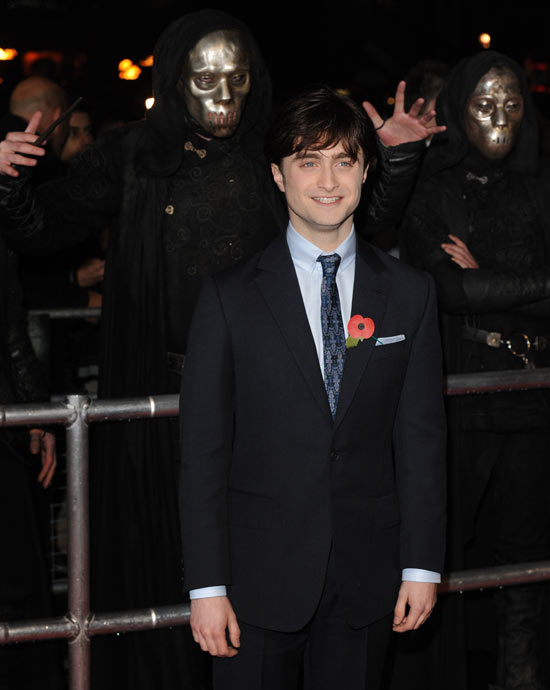 Harry Potter And The Deathly Hallows Part 1: London Premiere