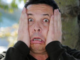 Dom Joly arrives in Australia for I'm A Celebrity...
