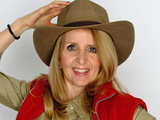 Gillian McKeith from I'm A Celebrity Get Me Out Of Here! Season 10