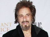 Al Pacino at the after party celebration for the opening night of 'The Merchant of Venice'