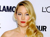 Kate Hudson arriving at the Glamour Women of the Year Awards 2010