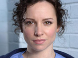 Lucy Gaskell aka 'Kirsty Clements' in Casualty