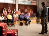 Glee: S02E06 - The glee club