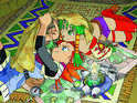 Game Arts announces the release of PlayStation role-playing game Grandia for PS3 and PSP.