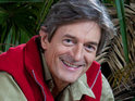Nigel Havers's wife is furious that he has agreed to take part in I'm A Celebrity.