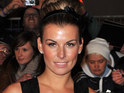 Friends of Coleen Rooney reportedly confront Jenny Thompson, who allegedly slept with her husband Wayne.