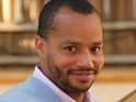 Donald Faison reveals that he has not yet been asked to guest in Cougar Town.