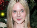 Somewhere star Elle Fanning reveals that she and sister Dakota don't discuss their acting careers.