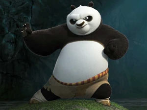 Still from Kung Fu Panda 2